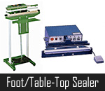 foot/tabletop sealer