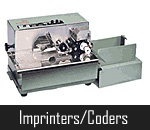 imprinters/coders